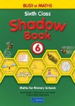 Busy at Maths 6 Shadow Book CJ Fallon