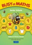 Busy at Maths Senior Infants Pack of Pupils Book and Home School Links Book CJ Fallon