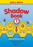 Busy at Maths 1st Class Shadow Book CJ Fallon