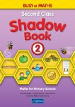 Busy at Maths 2nd Class Shadow Book CJ Fallon