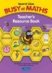 Teachers Manual for Busy at Maths 2nd Class CJ Fallon