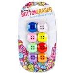 Emotionery Novelty Erasers 8 Buttons