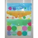Button Wallet A4 Dots