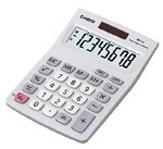 Casio Calculator MX 8