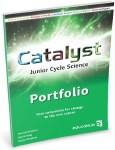 Catalyst Portfolio Book Junior Cert Educate