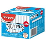 Maped Box 100 Chalk White