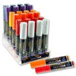 Proscribe Assorted Chalk Markers 25g