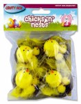Easter Chics in Nest 4 Pack