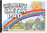Silvine Children's Sketch Pad