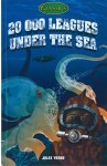 Classics 20000 Leagues Under the Sea 3rd and 4th Class Pack of 5 of the same title