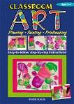 Classroom Art Lower Classes 1st an d 2nd Class Prim Ed