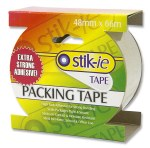 Parcel Tape Clear 50mm x 66m