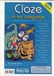 Cloze in on Language Upper Classes 5th and 6th Class Prim Ed