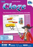 Cloze Interactive CD Lower Classes 1st and 2nd Class Prim Ed