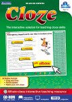 Cloze Interactive CD Upper Classes 5th and 6th Class Site Licence ONLY Prim Ed