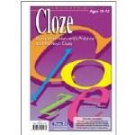 Cloze Comprehension Upper Classes 5th and 6th Class Prim Ed