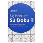 Collins Big Book of Sudoku Book 6