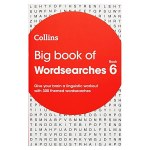 Collins Big Book of Wordsearches Book 6