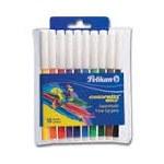 Pelikan Fibre Tip Colorella Star Pens Triangular