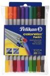 Pelikan Colorella Twin Fibre Tip Markers