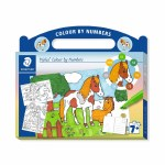 Triplus Colour By Numbers Horse