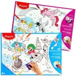 A3 Colour Your Own Placemats Maped