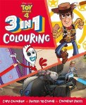 Colouring Book 3 In 1 Toy Story 4