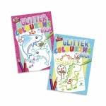 Glitter Colouring Book Artbox