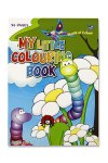 Colouring Book A5 Size World of Colour