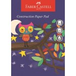Construction Paper Pad A4 100 Sheets Faber Castell
