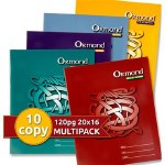 Copies 10 Pack Writing Ormond 120 page Multi