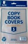 Filfix Copy Covers 5 Pack Standard Size
