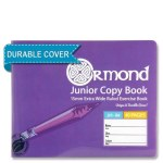 Copy Junior Copy J10 B4 40 Page with Plastic Cover Ormond