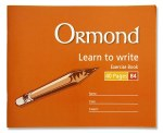 Copy B4 Learn to Write 40 Page Ormond