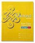 Copy Maths 120 page C3 Ormond
