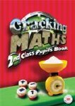 Cracking Maths 2nd Class Pupils Text Book Gill and MacMillan