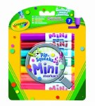 Crayola 7 Pip Squeek Mini Markers
