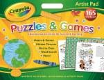 Crayola Artist Pad Puzzle & Games