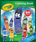 Crayola Colouring Book 64pages