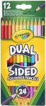Colouring Pencils Dual Sided Crayola