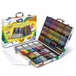 Crayola Rainbow Inspiration Case 140 Pieces
