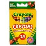 Crayola Crayons 24 Washable