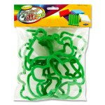 World Of Colour Dough Cutters Christmas