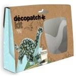 Decopatch Kit Mini Dinosaur