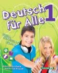 Deutsch Fur Alle 1 Book and CD Junior Cert German Folens