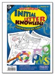 Developing Initial Letter Knowledge Infant Classes Prim Ed