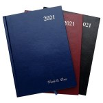 2021 Diary A5 Week To View