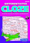 Differentiated Cloze Middle Classes 3rd and 4th Class Prim Ed