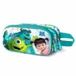 Disney Pencil Case Double Zip 3D Monsters Inc