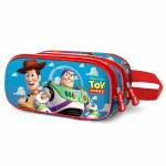 Disney Pencil Case Double Zip 3D Toy Story